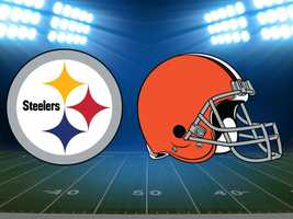 Week 17: The Steelers conclude the regular season at home against the Browns. (Dec. 30 at 1 p.m.)