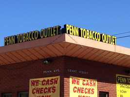 Penn Tobacco Outlet