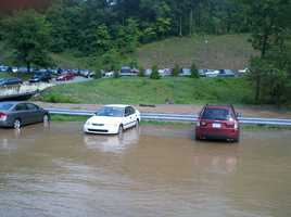 Philips on Route 286 in Monroeville (Submitted by WTAE.com viewer)