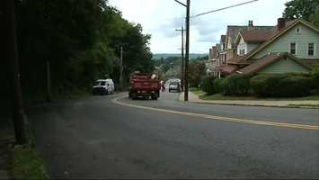 Neighbors on Benton Road call it the most dangerous curve in Pittsburgh.