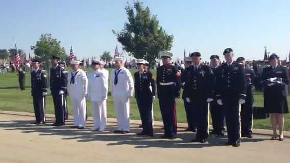 veterans buried