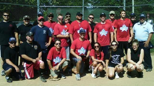 WTAE softball team