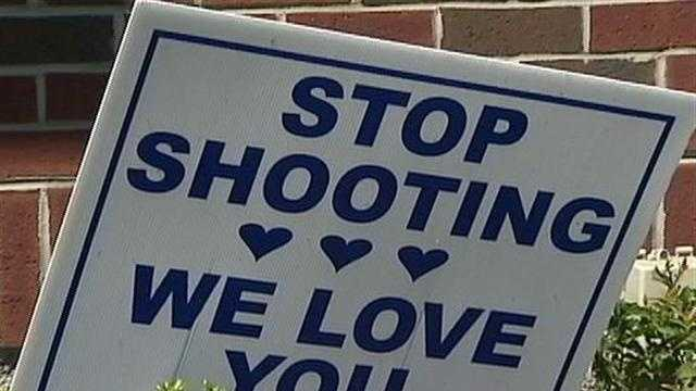 Stop shooting. We love you.