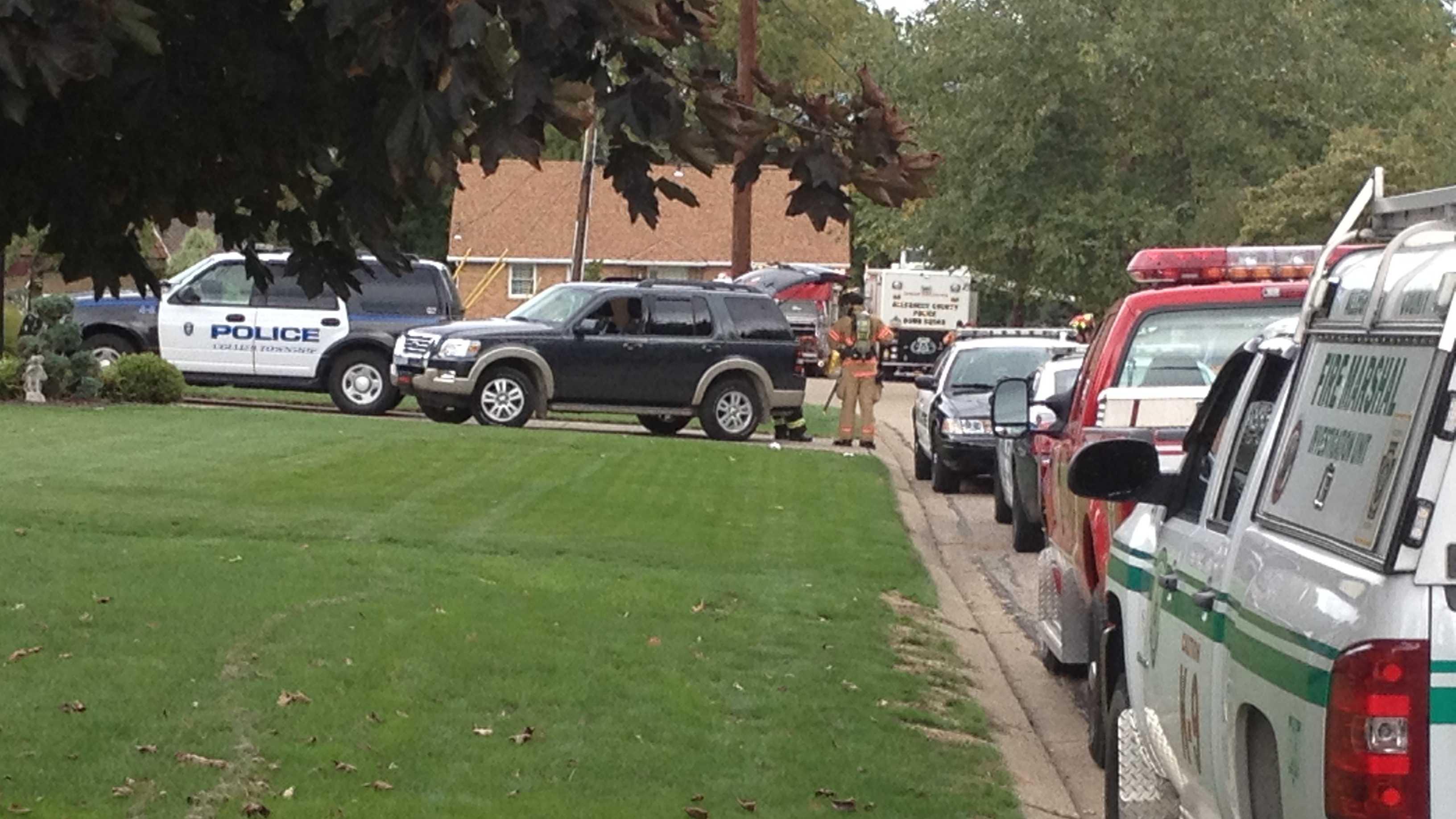 Bridgeville evacuations