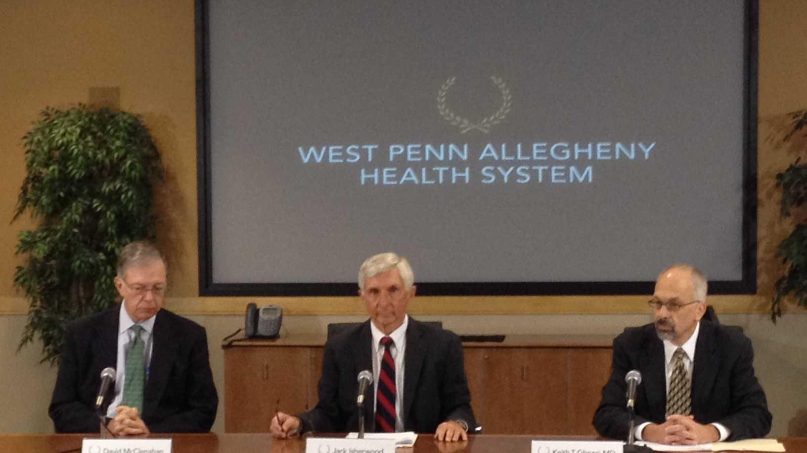 West Penn Allegheny newser