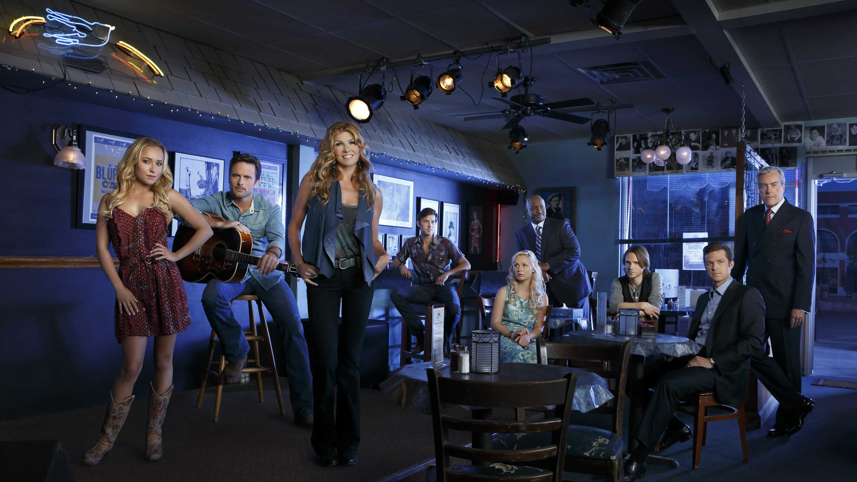 "This Fall on ABC: ""Nashville"""