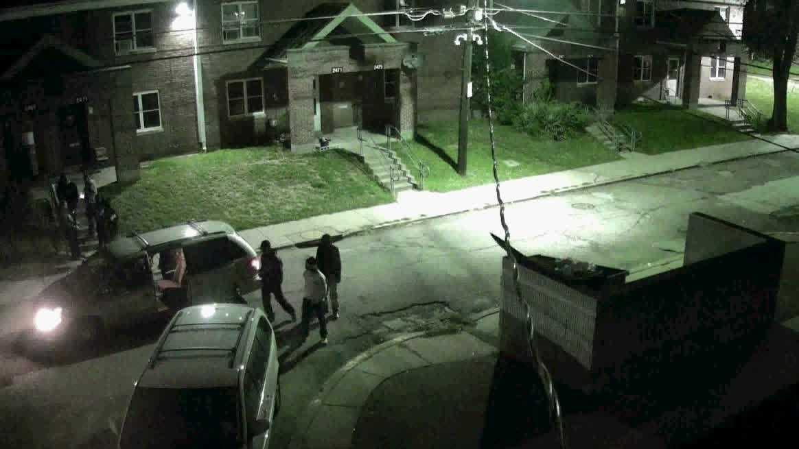 Hill District surveillance
