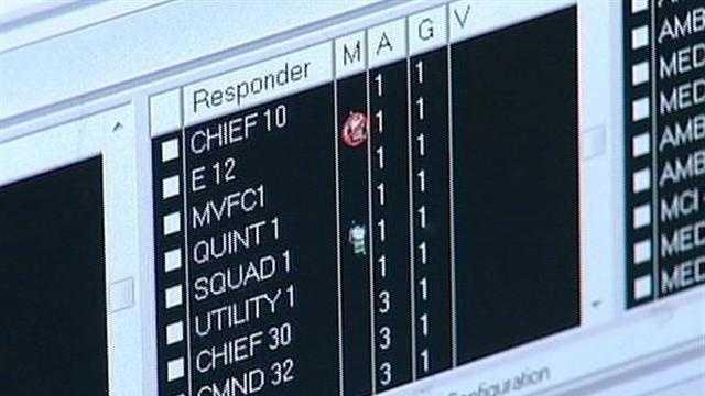 911 center