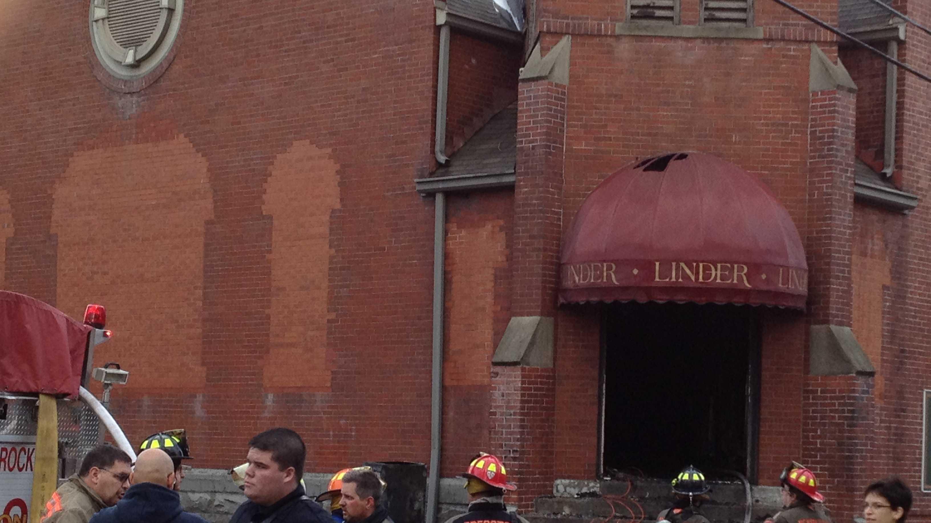 Linder's fire