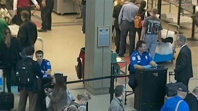 how to get airport security clearance