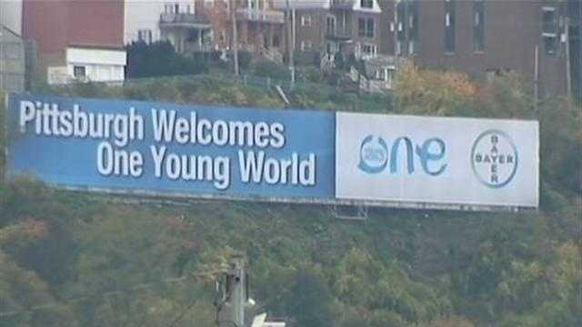 Pittsburgh Welcomes one Young World