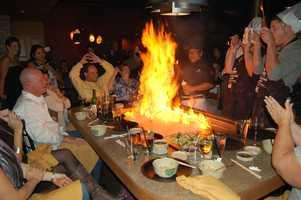Volcano = Fire!