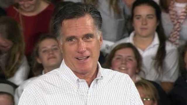 Romney in Ohio