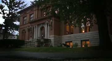 Inside its bricks and 100-plus years of history, there's plenty of activity throughout the Andrew Carnegie Free Library and Music Hall, even some that could be considered paranormal in nature.