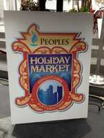 "A European-style ""Holiday Market"" in Market Square is a new feature this year."