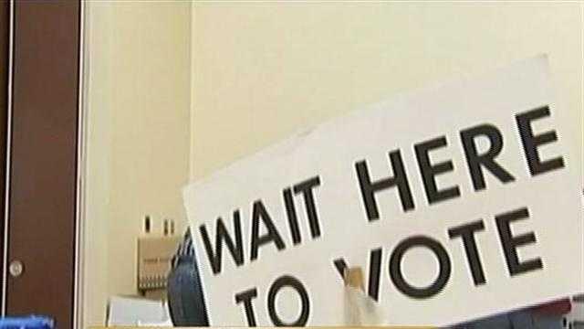 Wait Here To Vote