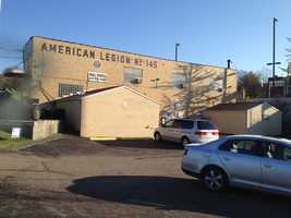 There was a report of only one voting machine being available early in the day and long voting lines at the American Legion hall in Crafton.