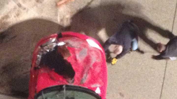 Brownsville crash