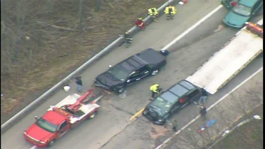 Route 66 crash