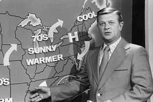 Longtime WTAE-TV Chief Meteorologist DeNardo providing his latest DeNardo Weather forecast.