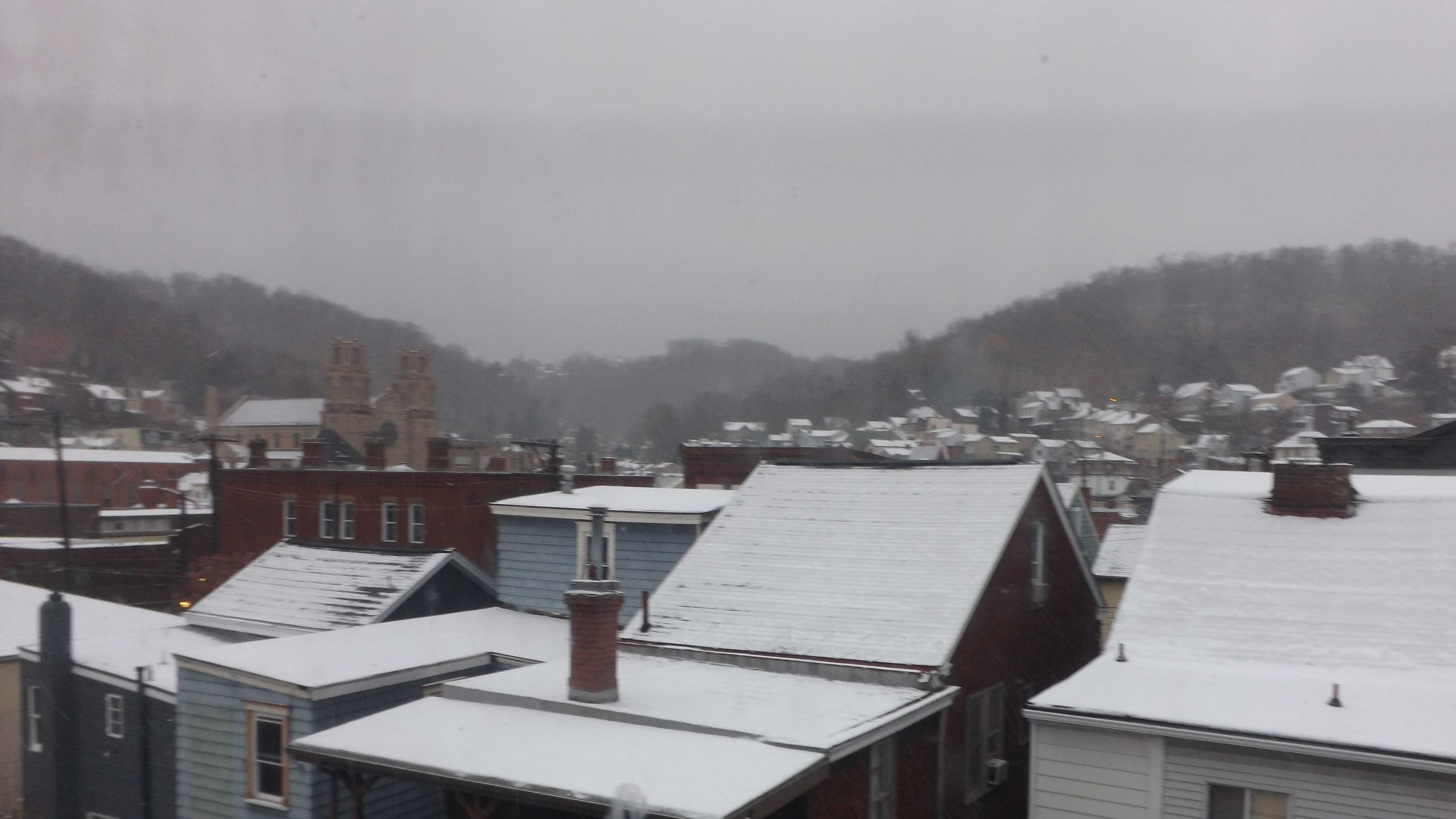 Snow millvale