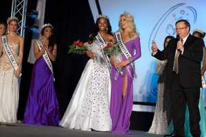 Billings, of Bloomington, and Jimerson, of North Wales, competed against young women from all over Pennsylvania in the pageants at the Hyatt Regency Pittsburgh International Airport.