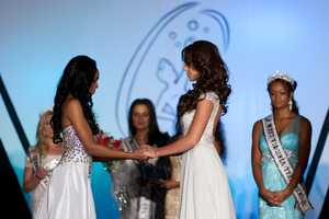 Ebone Jimerson was named Miss Pennsylvania Teen USA 2013.
