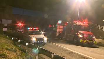 VIDEO: Watch Bob Hazen's report from the crash scene