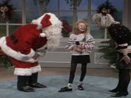"On Christmas Eve 1991, Christina Aguilera was guest on WTAE Channel 4 where she performed ""Silent Night"" WATCH THE VIDEO"