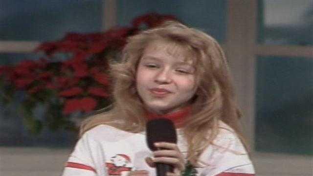 christina aguilera 1991 - photo #22