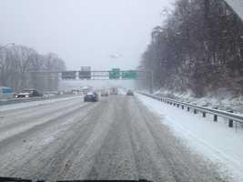 Interstate 376/Parkway East near Churchill