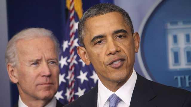 Biden, Obama