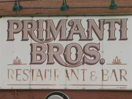 """According to primantibros.com, the restaurant's original hours were 3 a.m. to 3 p.m. """"to accommodate truckers and the like."""" That late-night tradition endures today, as hungry crowds from local bars file in for some grub."""