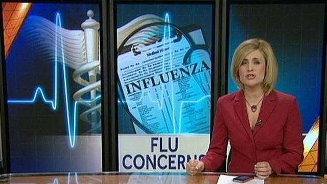 Flu Concerns: Approaching Epidemic Levels