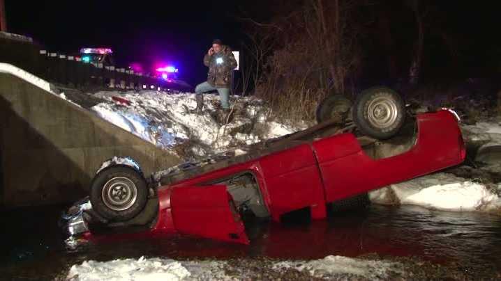 Pulaski Township crash