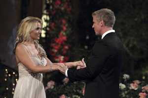 Sean Lowe, the Bachelor, meets Daniella