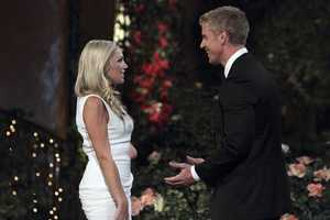 Sean Lowe, the Bachelor, meets Sarah
