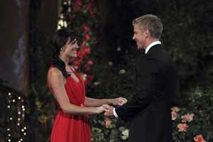 Sean Lowe, the Bachelor, meets Desiree