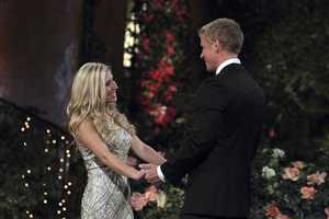 Sean Lowe, the Bachelor, meets Lauren