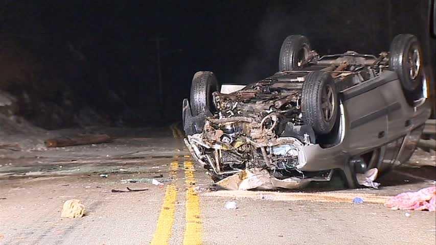 Penn Hills crash