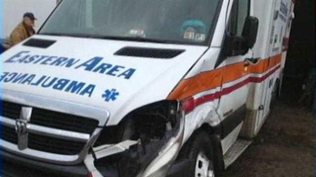 Ambulance stolen in Swissvale, found in Rostraver Township