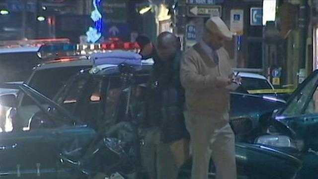 South Side crash
