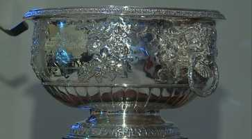 Art Ross Trophy (given to the scoring champion)