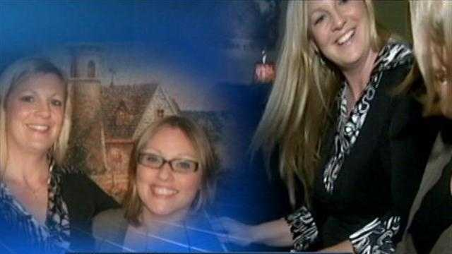 Sisters recovering after life-saving kidney transplant
