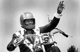 #16 - Evil Knievel has nothing on Mike: Three Broken legs, broken scapula, broken ankle, broken collar bone, broken nose, two knee surgeries, torn rotators cuff, one Achilles tendon rupture and to many stitches to count.  He was an active child!