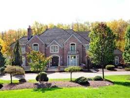 No. 3: 15241 Upper St. Clair … Median income $110,345.