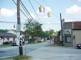 No. 17: 15636 Harrison City … Median income $72,468.