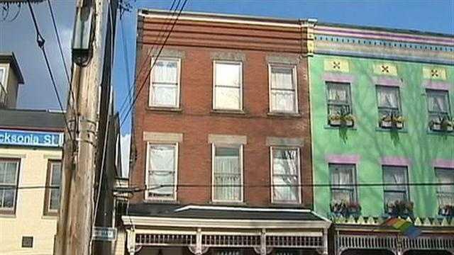 Jacksonia Street