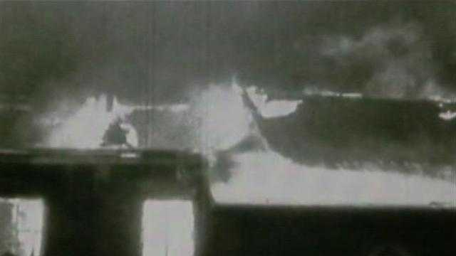 img-1963 fire on Saint Vincent Campus