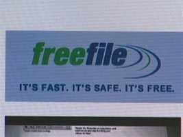 """""""We figure 70 percent of taxpayers are eligible to use FreeFile, which provides them with access to brand name software,"""" said Jenkins."""